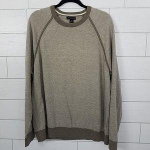 Banana Republic Men's XL Cotton Cashmere Sweater
